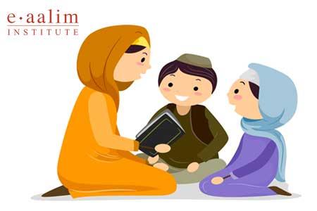 Children Learn Quran